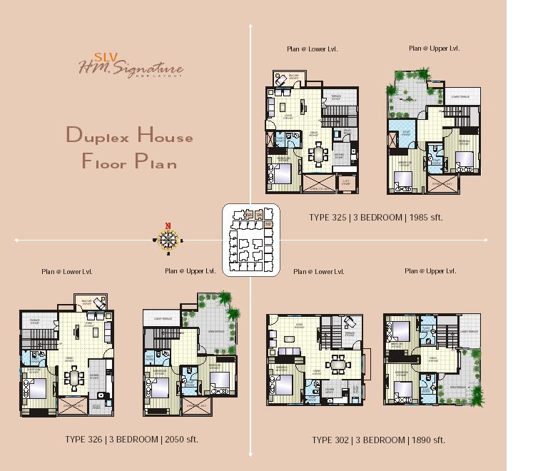 Slv hm signature - Good duplex house plans ...